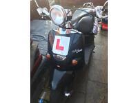 Aprilia moped 49cc