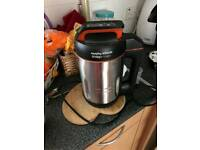 Morphy Richards soup maker no offers