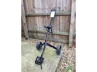 Golf Trolley - lightweight, foldable, great condition