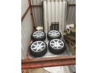 """17"""" Ford RS Softlines 7 spoke **RARE** Cosworth RS Turbo ST"""