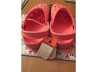 Crocs brand new size 2
