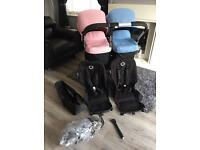 Bugaboo Donkey Twin/ Duo/Mono pram 2015 model in excellent condition