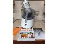 Breville Juicer & books