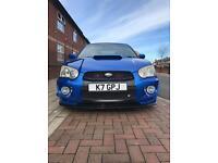 Subaru Impreza Wrx With Sti Extras Take a Look May swap px??