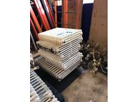 Reclaimed vintage radiators