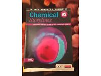 OCR Chemistry - Chemical Storylines course book