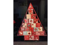 Marks & Spencers Christmas Advent Calender £150 (RRP £250)