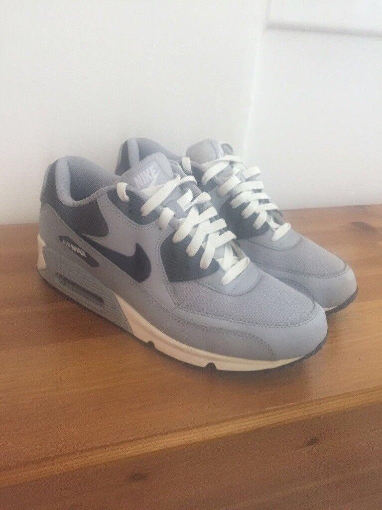 Men's grey Nike airmax