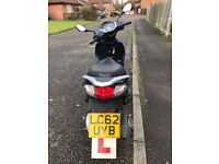 PIAGGIO FLY 125cc blue 2012 not Vespa Beverly hpi clear