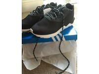 ADIDAS TUBULAR WEAVE SIZE 8, brand new in box!
