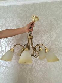 Selling light and wall light