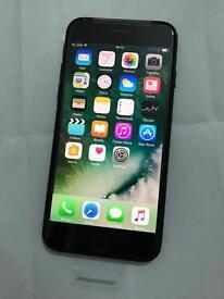 Apple iPhone 7 JetBlack 128GB Unlocked Sim Free