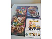 Children's Movies ( all new, sealed )