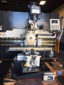 """New Manual Mill 54"""" x 12"""""""