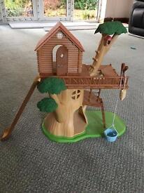 Sylvanian treehouse