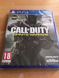 Call of Duty: Infinite Warfare (Ps4) (New)