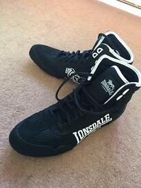 Man's and woman's boxing trainer UK size 8