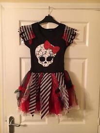 Girls Halloween Dress
