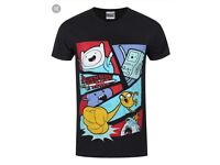 New Adventure Time T-shirt Size Large