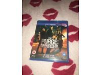 Blu-ray The Purge : Anarchy