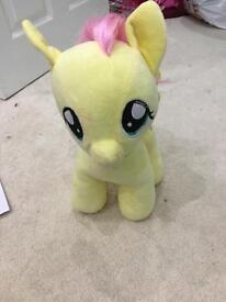 Build a bear - my little pony Fluttershy