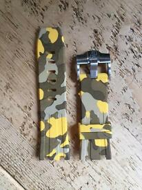 Audemars Piguet Camo strap with buckle