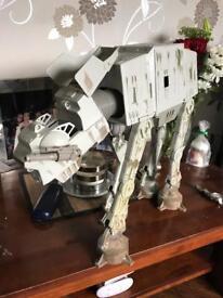 2006 large rare at-at battle of Endor edition