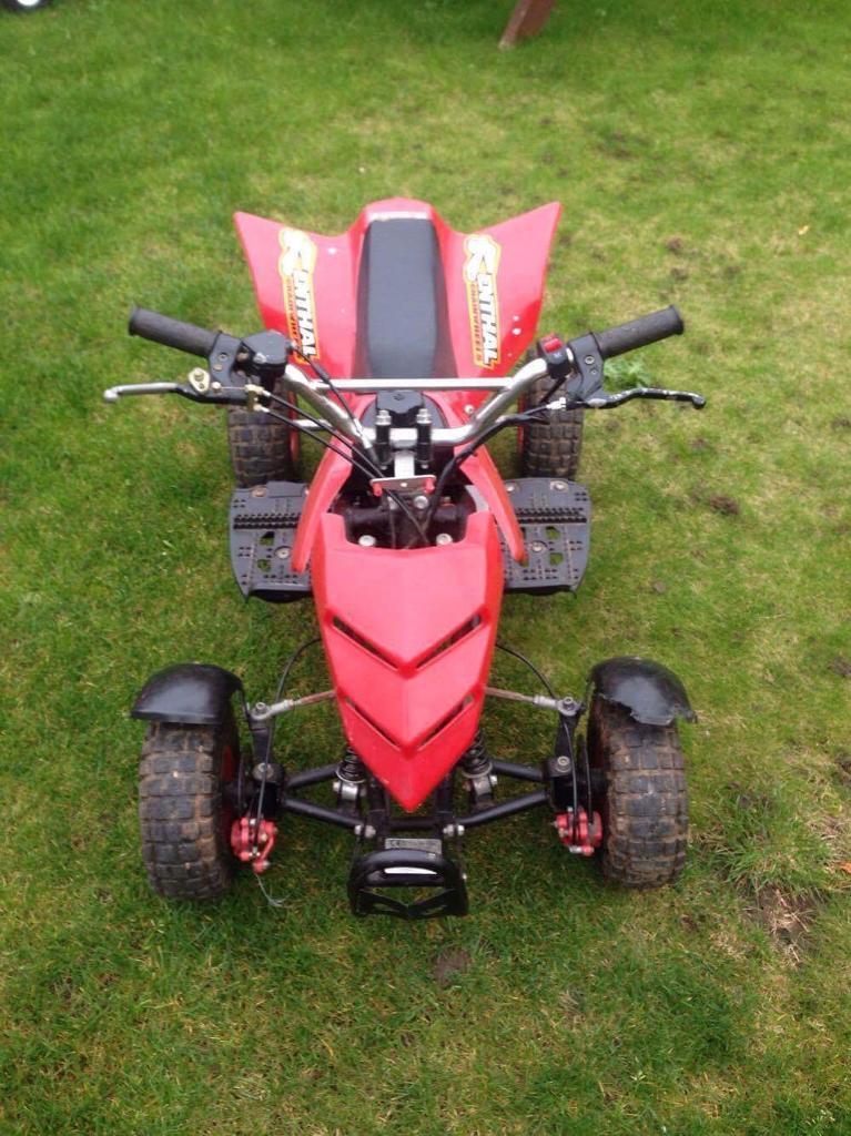 Child's 50cc quad