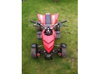 Child's 50cc quad