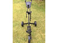 Icart Duo golf trolley SOLD