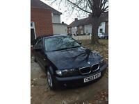 BMW 318i Low mileage 1 owner 2003