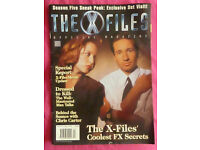 The X Files Official Magazine, Issue 4, April 1998 (Memorabilia)