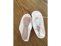 Ballet shoes 13 and half