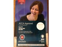 ACCA F6 TAXATION FA15 - BPP PRACTICE & REVISION KIT