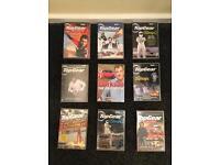 JOBLOT OF TOP GEAR/JEREMY CLARKSON DVDS