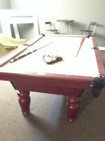 Palason Pool Table.