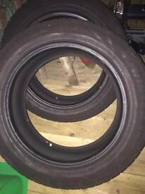 Nissan juke snow tyres