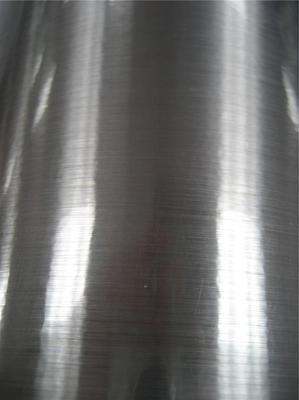 Silver Brushed Aluminum Sign Plotter Cutter Vinyl Roll