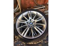 Mv3 bmw wheels 18inch