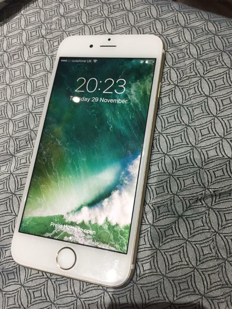 iphone 6s gold unlockedin Ilford, LondonGumtree - iphone 6s gold Working perfectly fine is Unlocked, its a little bent reason for selling is due to my upgrade the phone comes with charger only