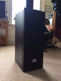 LD MAUI MIX 11 Compact PA System - With Cases
