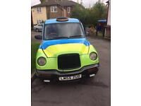 *55 REG LTI TX2 BLACK CAB, 2.4 DIESEL, VERY NICE CLEAN CAB WELL MAINTAINED