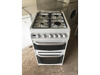 White Cannon 50cm Gas Cooker Fully Working Order Vgc Just £95 Sittingbourne