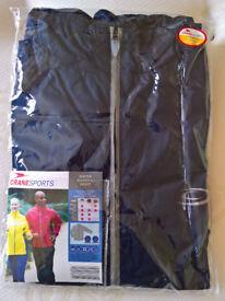 Crane Sport waterproof running jacket