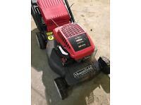 Mountfeild hp470 petrol lawnmower