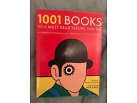 1001 books to read, Peter Ackroyd, used, great condition