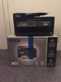 EPSON WORKFORCE WF-2630WF Printer