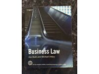 Business Law Book £3 Bargain!