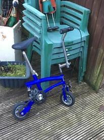 Rare micro bike