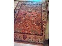 Lovely thick rug